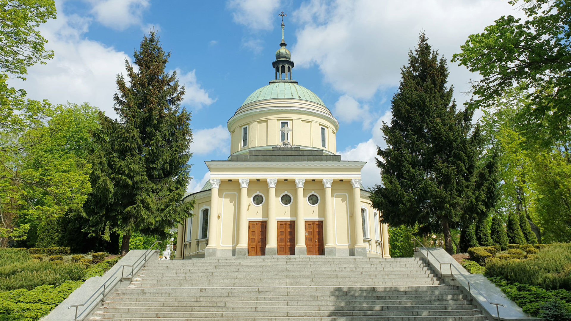 Parafia pw. św. Jana Vianneya